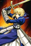 Fate/Stay Night visual collection image #6215
