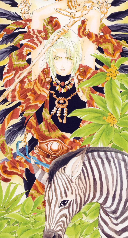 Jewel image by You Higuri
