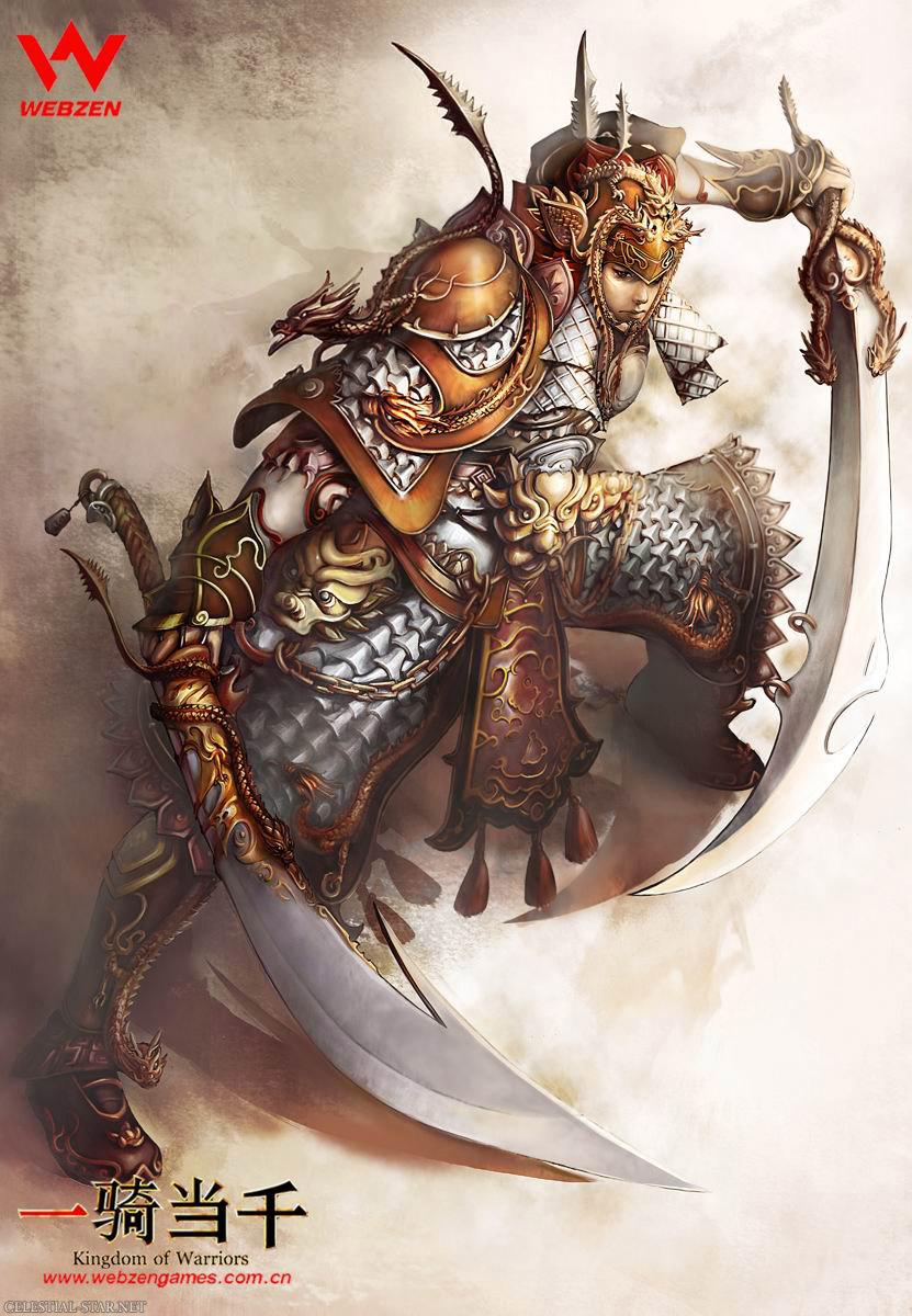 Kingdom of Warriors image by Webzen
