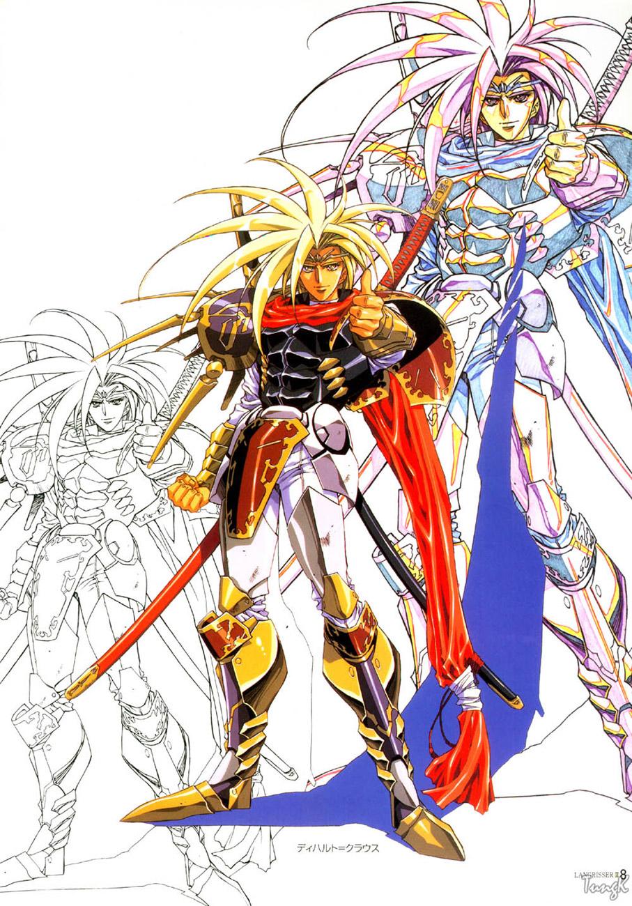 Legend of Langrisser image by Satoshi Urushihara