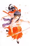 Sakura Wars illustrations: the Origin + Tribute image #5018