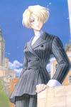 Sakura Wars illustrations: the Origin + Tribute image #5001