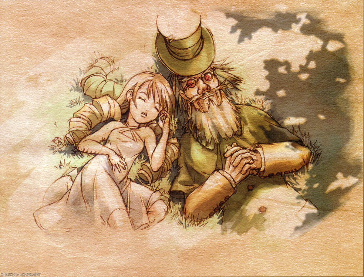 Shadow Hearts II: World Guidance image by Aruze Corp.