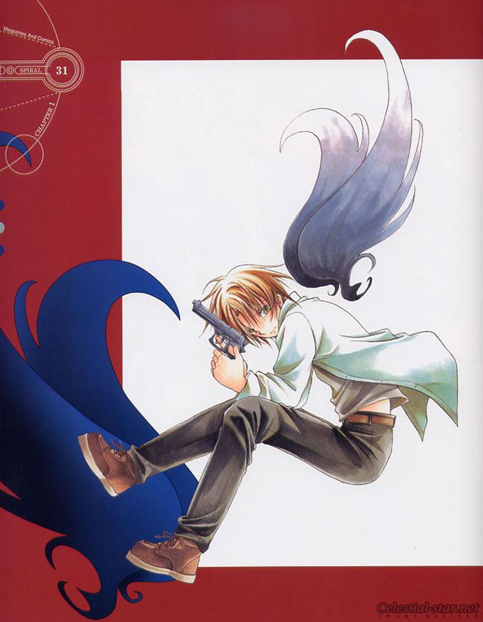 Spiral: Suiri No Kizuna image by Eita Mizuno