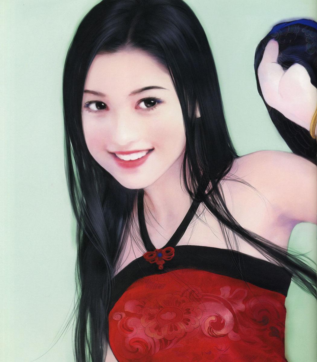 Фото красивых китаянок 25 фотография