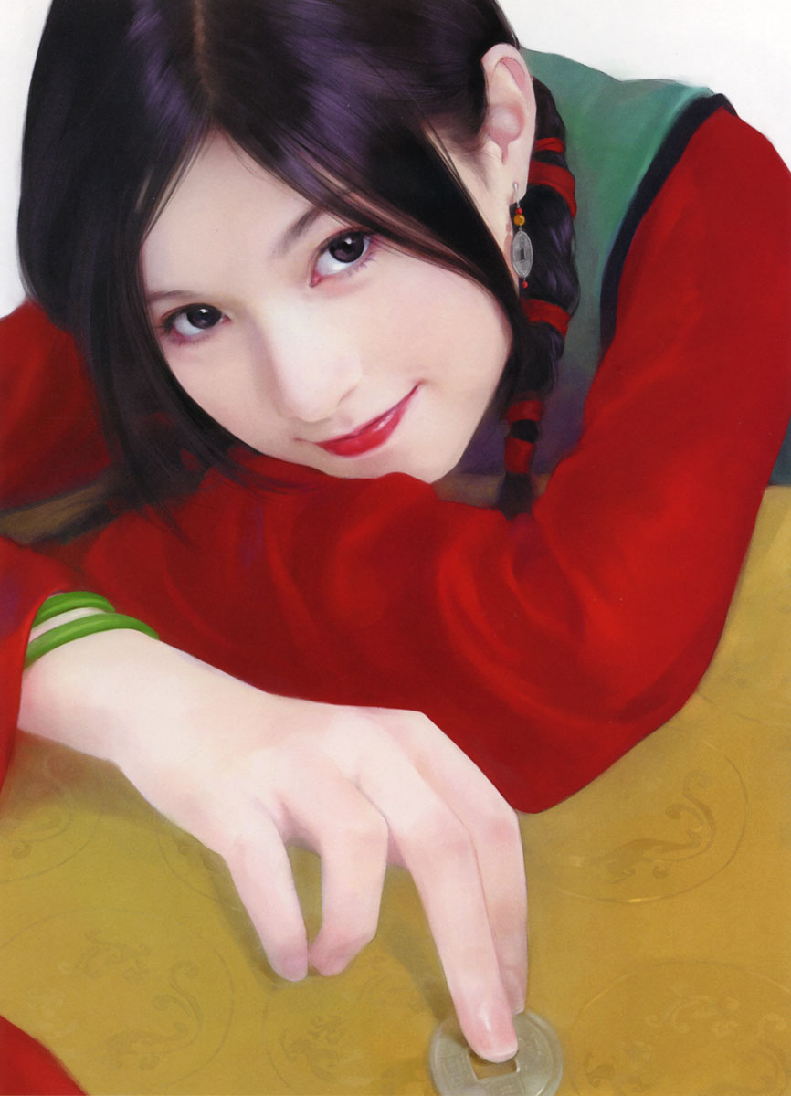 Sweet Days image by Chen Shu-Fen & Ping-Fen