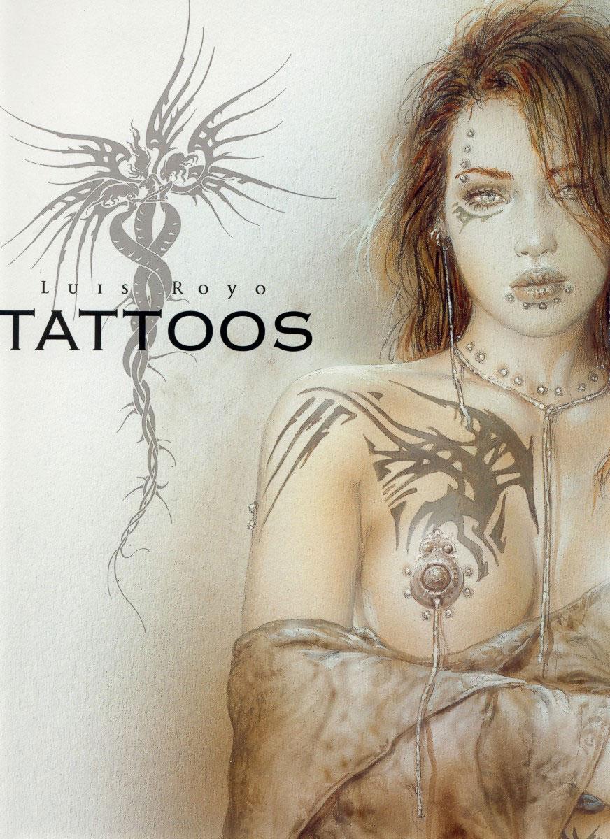 Tatoos image by Luis Royo
