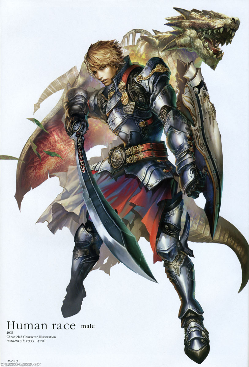 The Ark: Lineage II Illustrations image by NCsoft Corporation