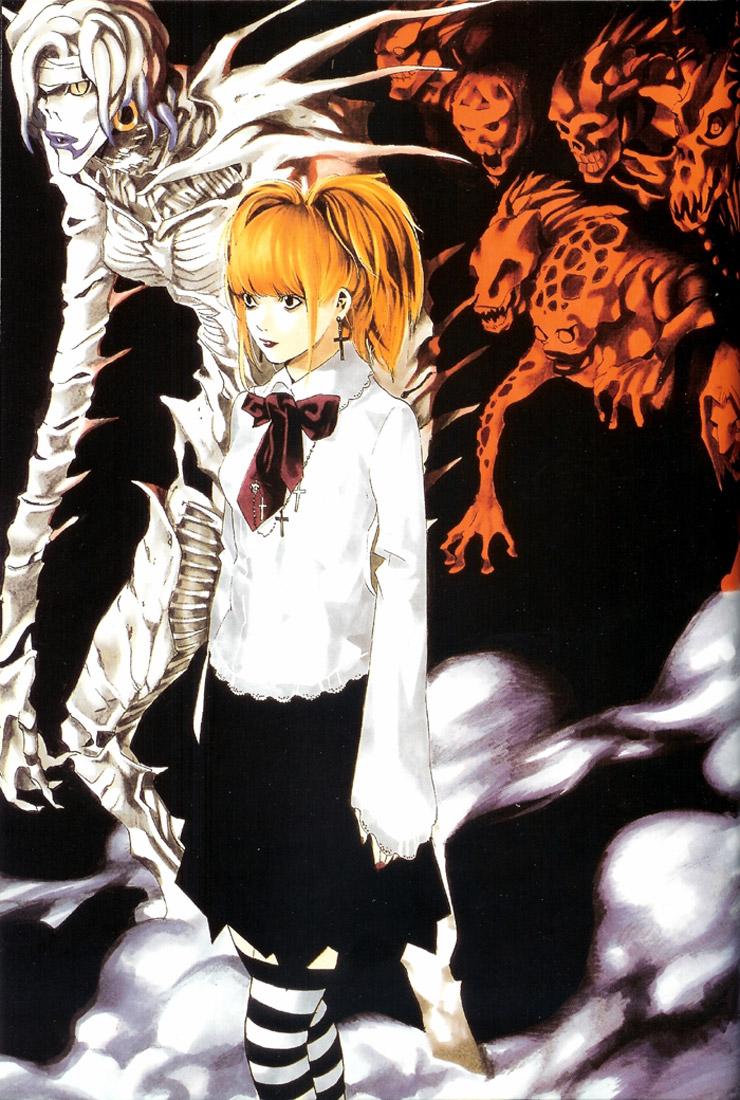 Blanc et Noir image by Takeshi Obata