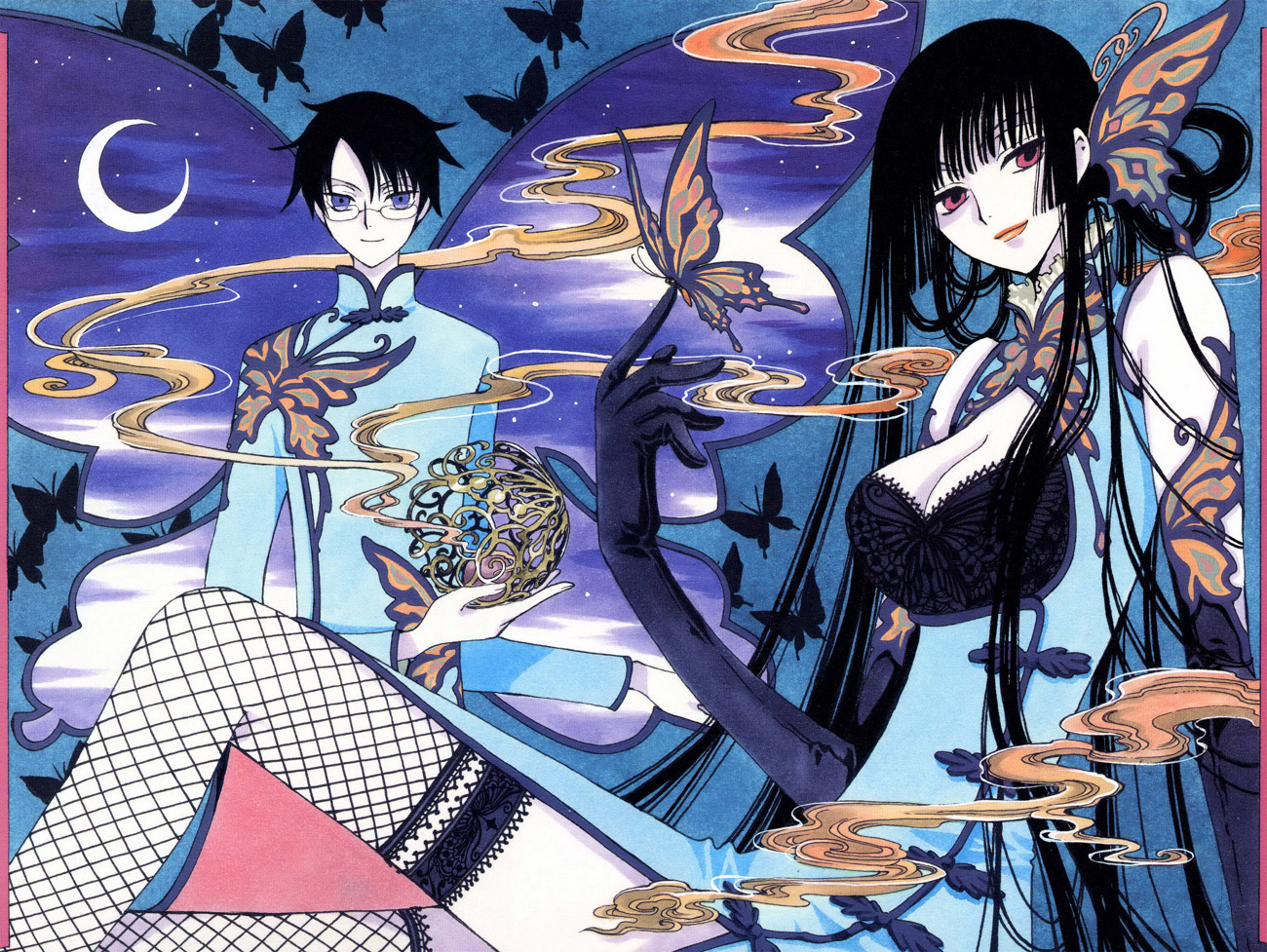 Clamp Calendar 2007 image by Clamp