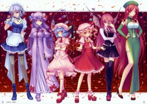 Touhou Project image #7301