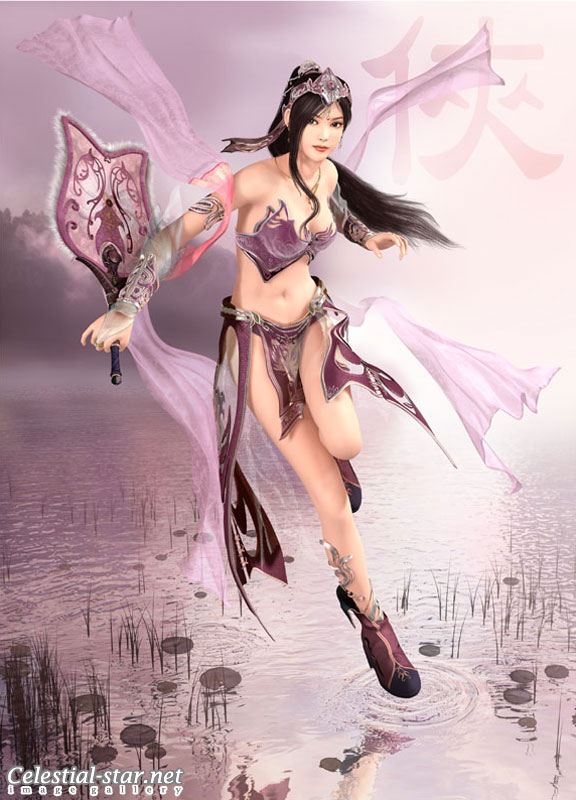 Game CG image by Hyung-Jun Kim