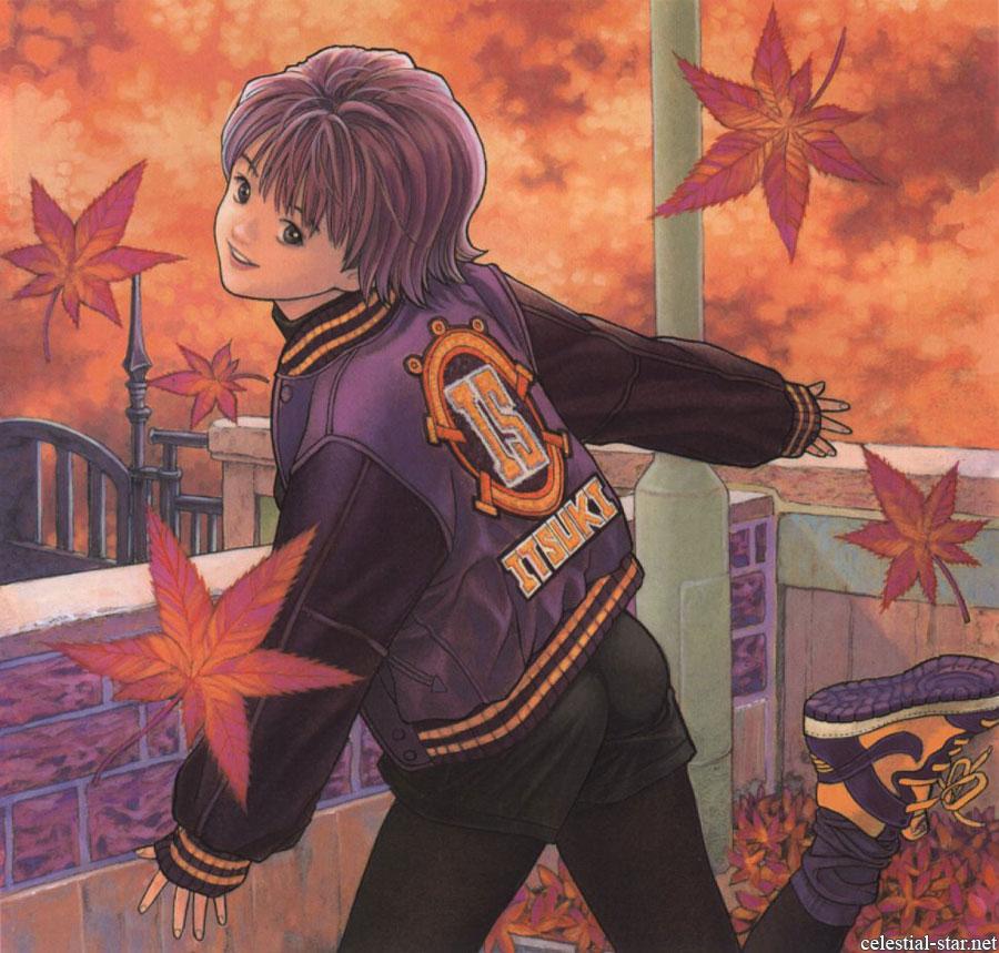 4C Lovers Side image by Masakazu Katsura