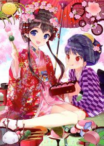 Anime girls image #7474