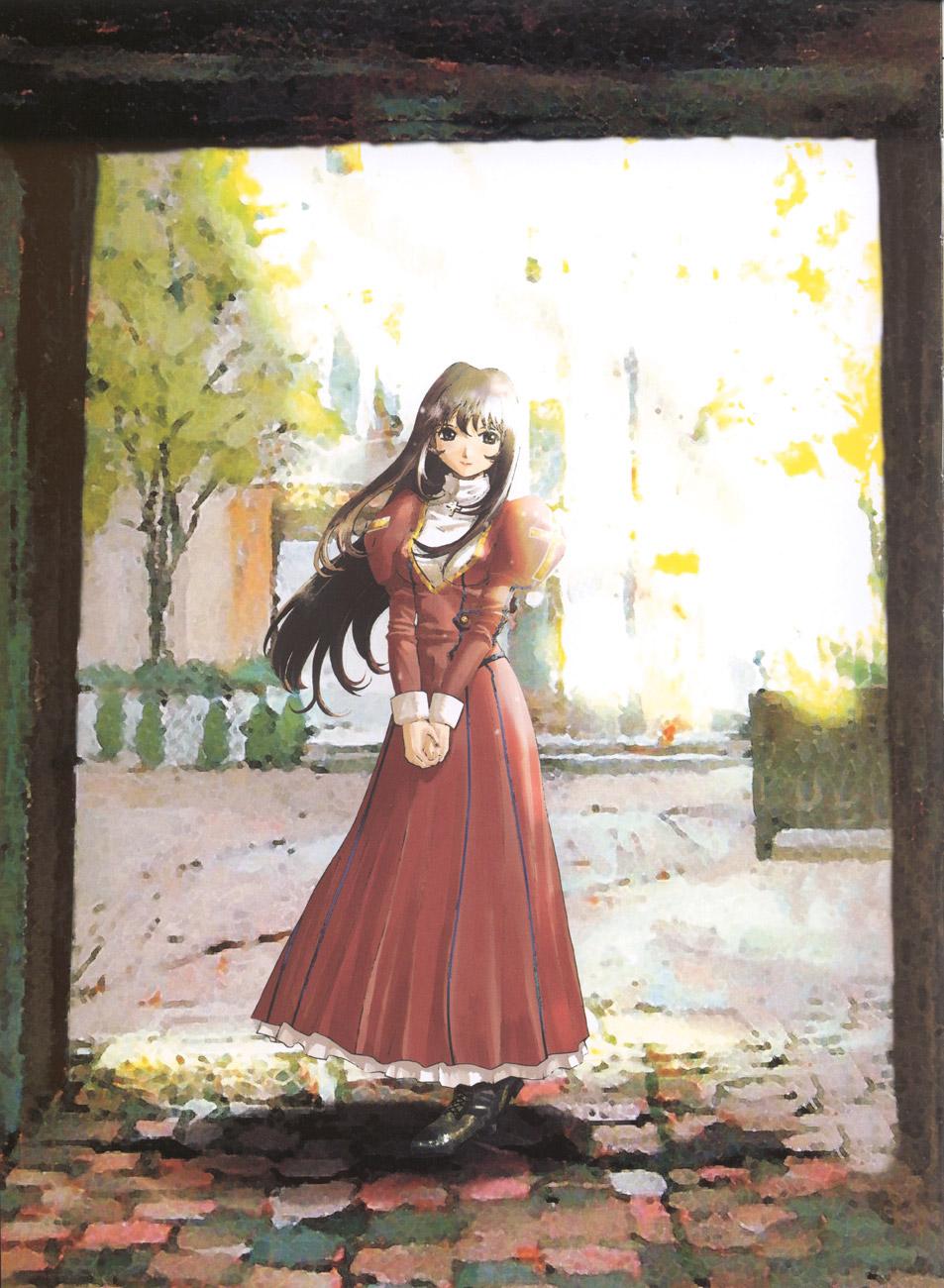 Sakura Wars illustrations: the Origin + Tribute image by Rikudo Koshi