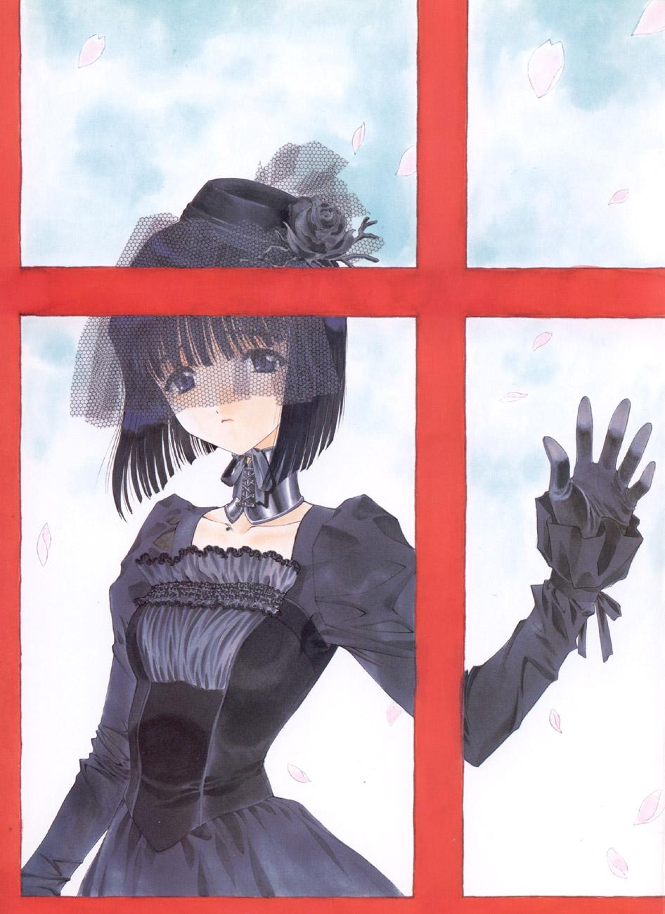 Sakura Wars illustrations: the Origin + Tribute image by Utatane Hiroyuki
