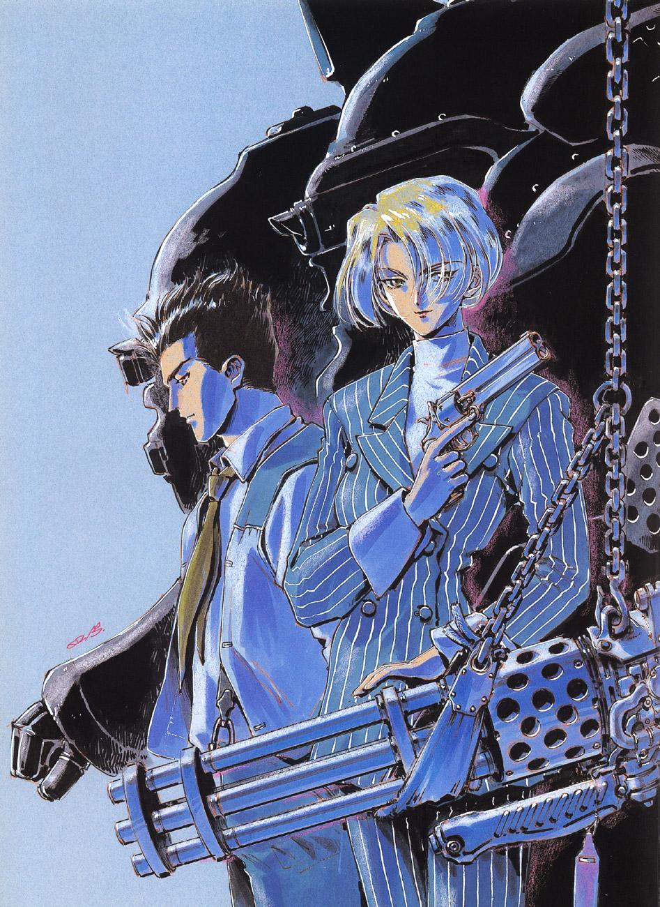 Sakura Wars illustrations: the Origin + Tribute image by Suzuki Masahisa
