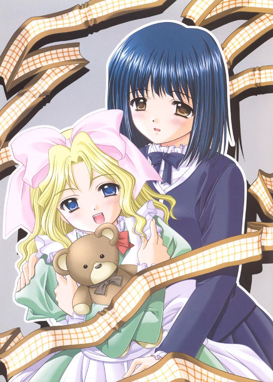 Sakura Wars illustrations: the Origin + Tribute image by Aoi Nishimata